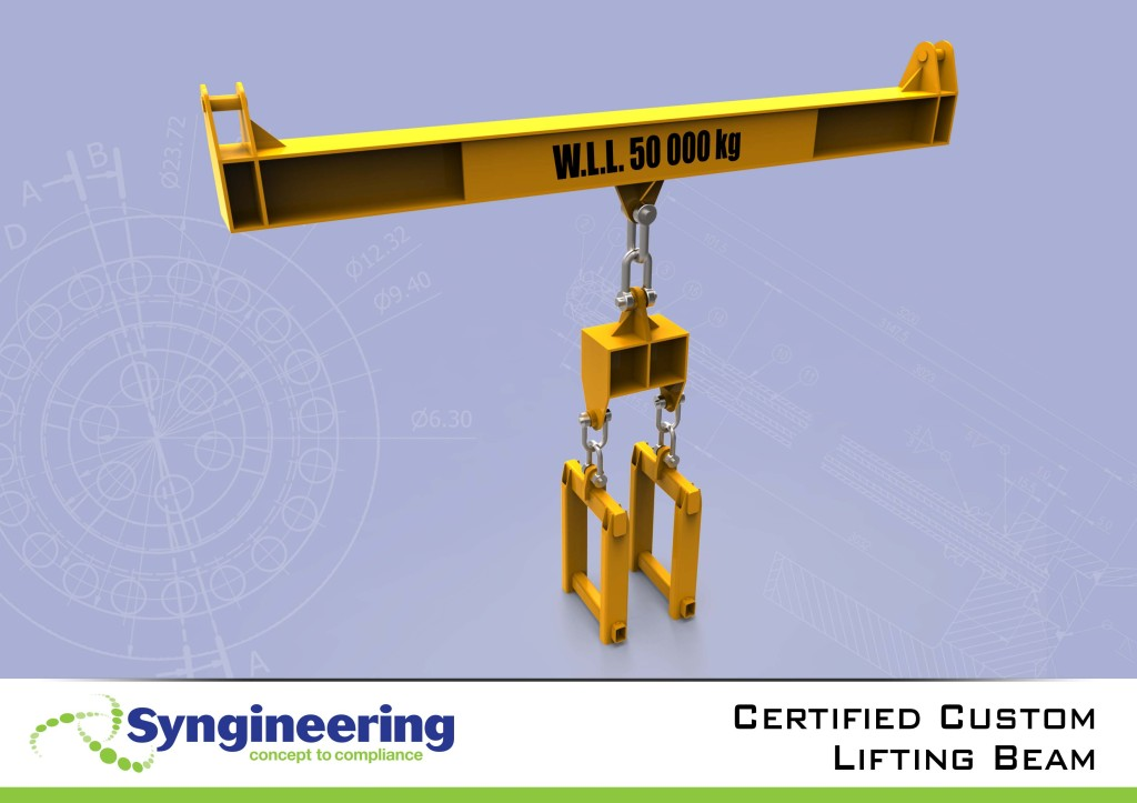 Certified Custom Lifting Beam