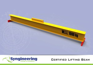 Certified Lifting Beam