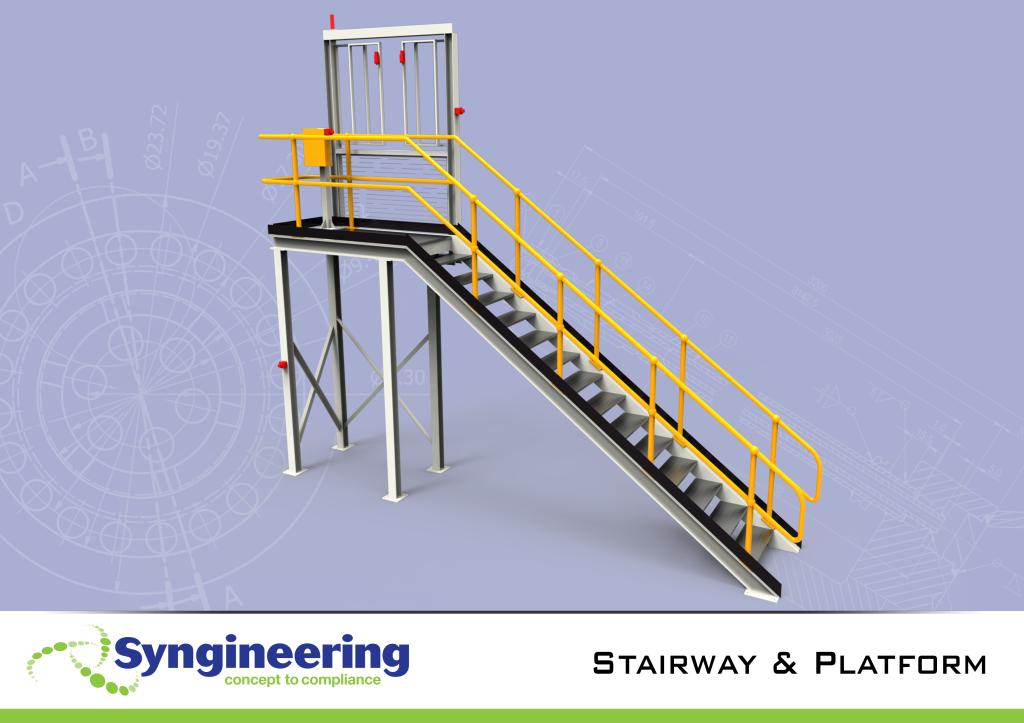 Stairway & Platform