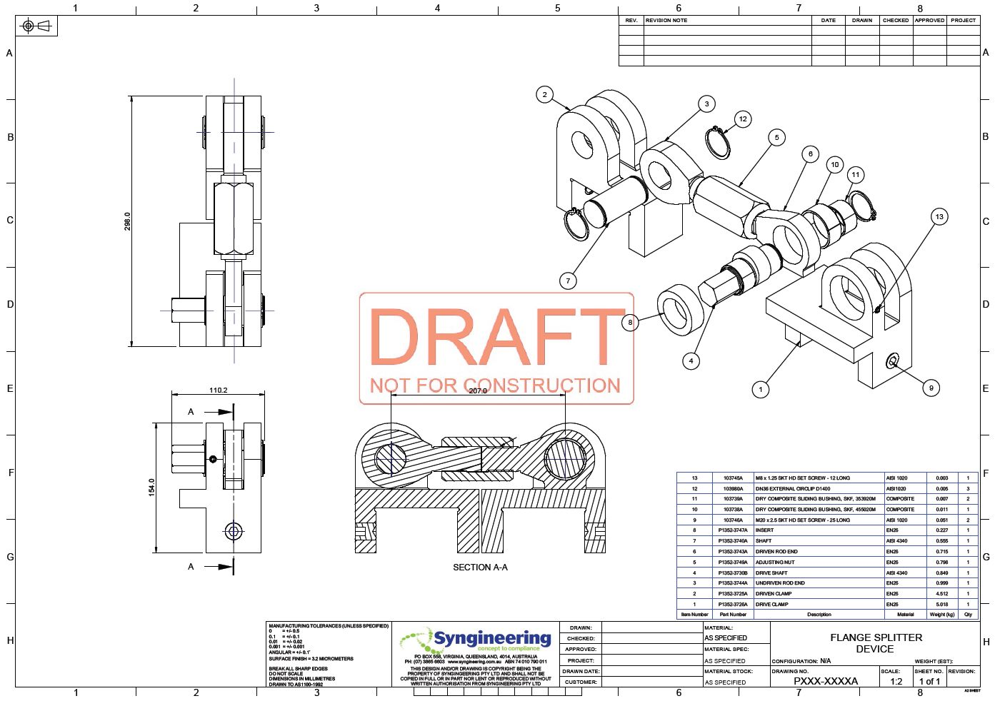 Do You Need Drawings For Machined Parts Syngineering