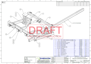 We do as-built drawings! | Syngineering Projects