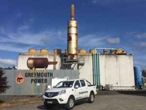 Papakura Power Stattion 1