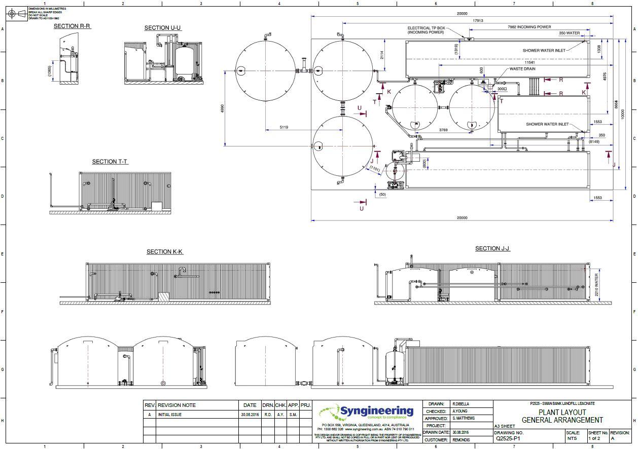 Drinking Water Treatment Plant Design Pdf