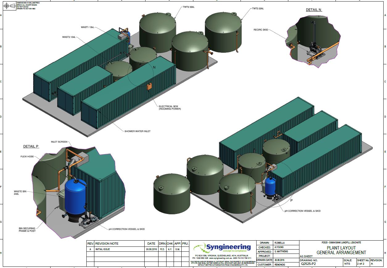 Syngineering Projects Power Plant Layout Images Mbr Design 1